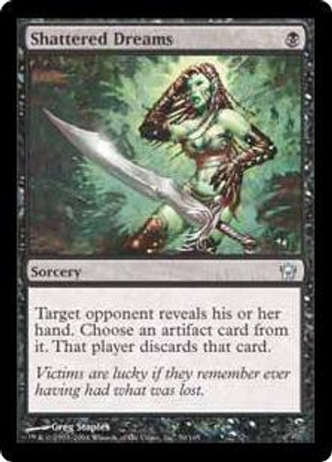 MtG Fifth Dawn Uncommon Shattered Dreams #59