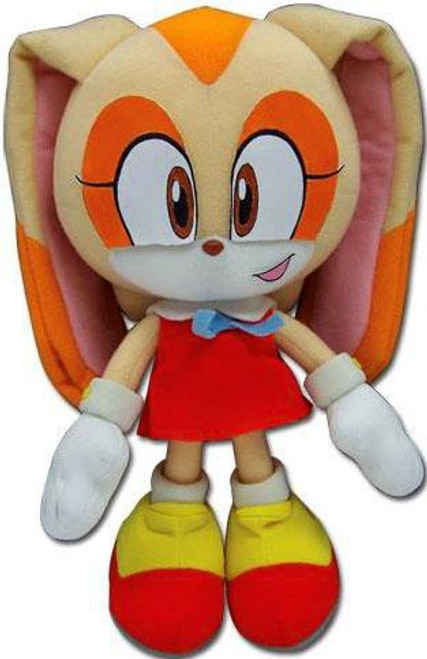 Sonic The Hedgehog Cream the Rabbit 8-Inch Plush Figure