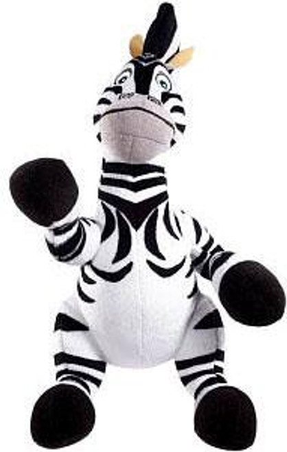 World of Madagascar Zooster Pal Marty 8-Inch Plush