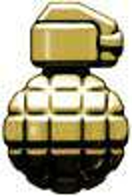 BrickArms Mk2 Grenade 2.5-Inch [Brass]