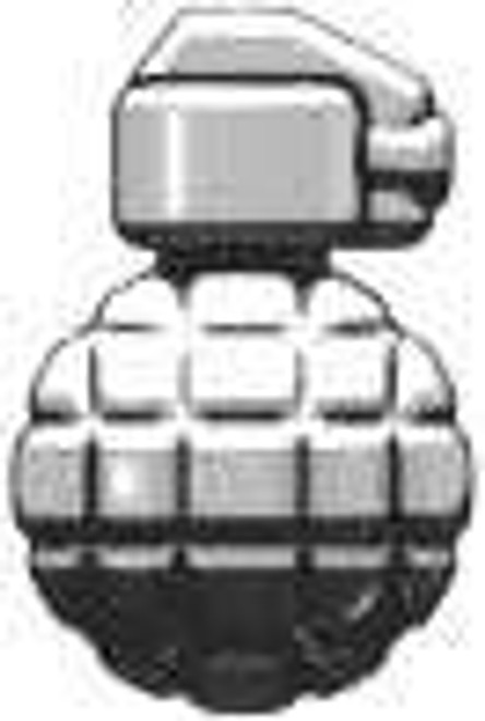 BrickArms Mk2 Grenade 2.5-Inch [White]