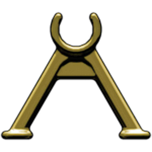 BrickArms Bipod 2.5-Inch [Brass]