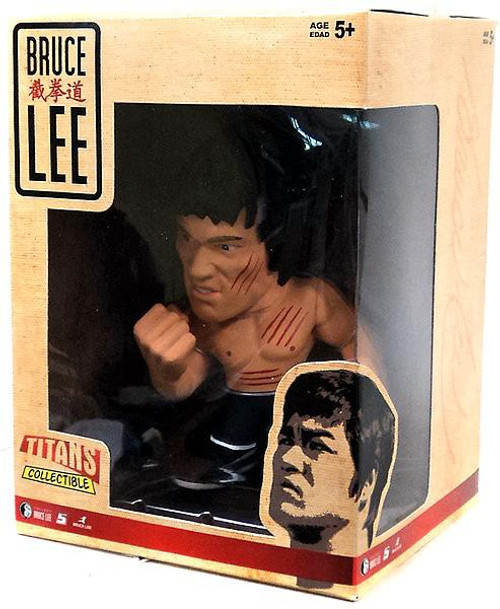 TItan Series 2 Bruce Lee 5-Inch Figure [Black Pants & Bare Chest]