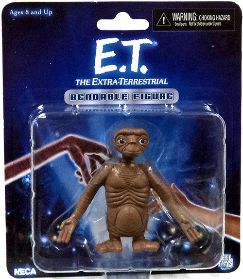 NECA 30th Anniversary E.T. Action Figure [Bendy]