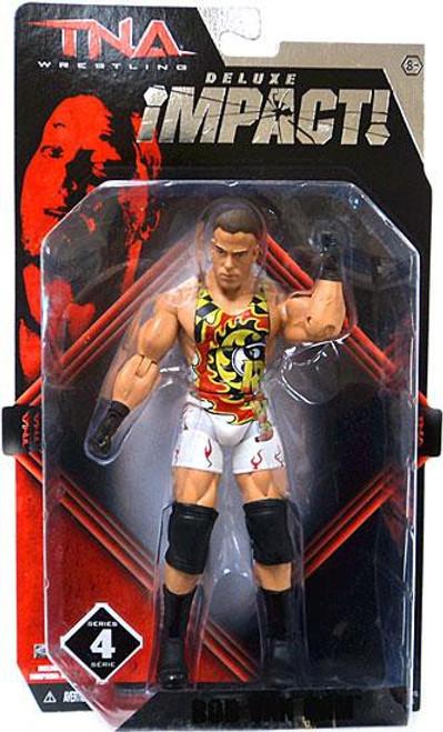 TNA Wrestling Deluxe Impact Series 4 Rob Van Dam Action Figure