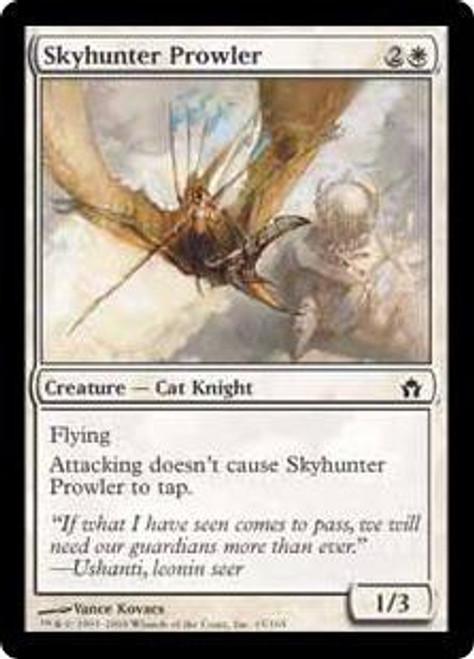 MtG Fifth Dawn Common Skyhunter Prowler #15