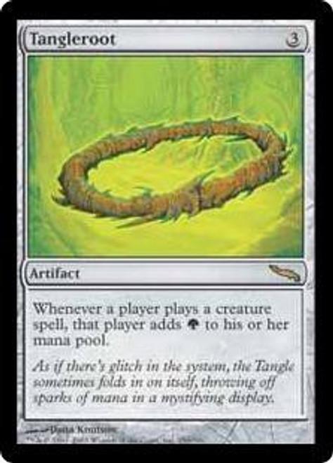 MtG Mirrodin Rare Tangleroot #259