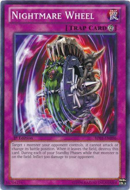 YuGiOh Battle Pack: Epic Dawn Common Nightmare Wheel BP01-EN096