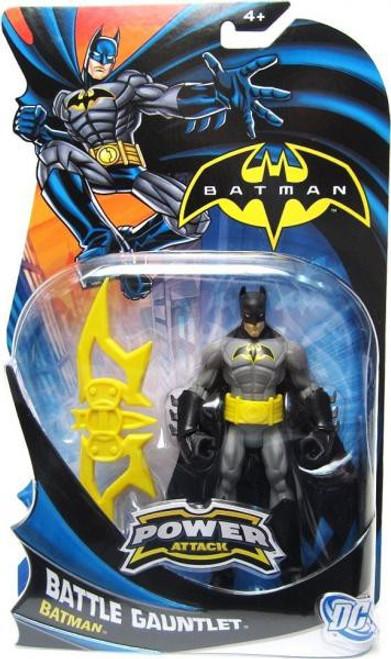 Power Attack Batman Action Figure [Battle Gauntlet]