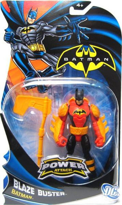 Power Attack Batman Action Figure [Blaze Buster]