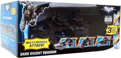 Batman The Dark Knight Rises Dark Knight Squadron Exclusive Vehicle