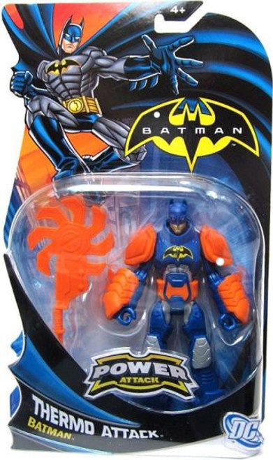 Power Attack Batman Action Figure [Thermo Attack]