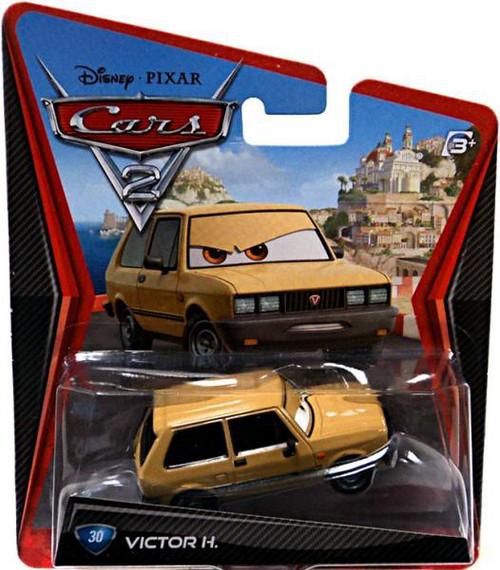 Disney / Pixar Cars Cars 2 Main Series Victor H. Diecast Car