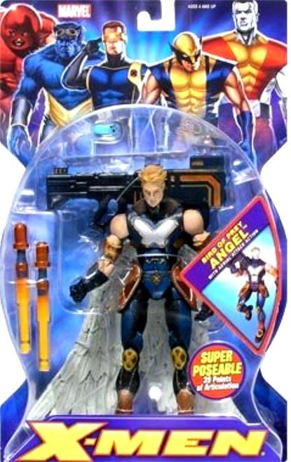 Marvel X-Men Bird of Prey Angel Action Figure