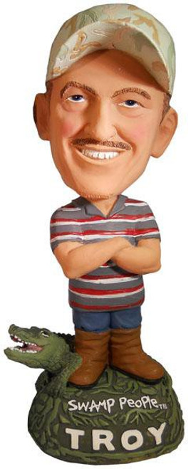 Swamp People Troy Bobble Head