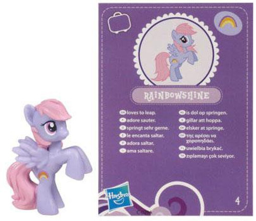 My Little Pony Series 2 Rainbowshine 2-Inch PVC Figure