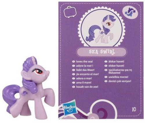 My Little Pony Series 2 Sea Swirl 2-Inch PVC Figure