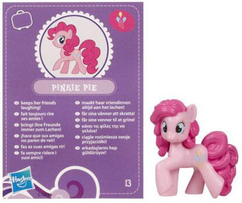 My Little Pony Series 2 Pinkie Pie 2-Inch PVC Figure