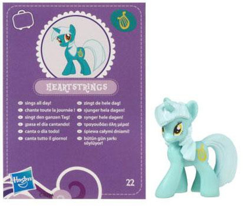 My Little Pony Series 2 Lyra Heartstrings 2-Inch PVC Figure