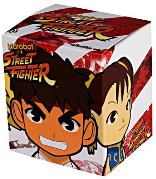 Vinyl Mini Figure Street Fighter Series 1 3-Inch Mystery Pack [1 RANDOM Figure]