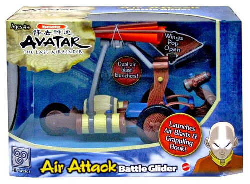 Avatar the Last Airbender Air Attack Battle Glider Playset