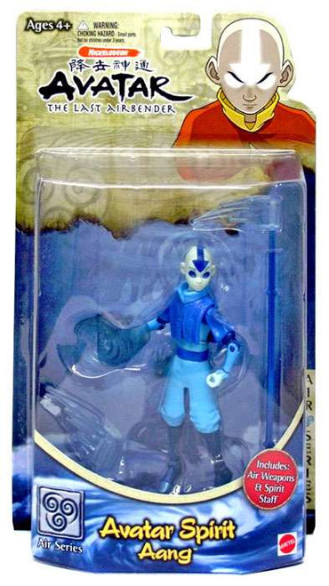 Avatar the Last Airbender Aang Action Figure [Avatar Spirit]
