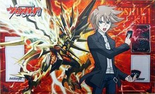 Cardfight Vanguard Card Supplies Toshiki Kai with Thunder Break Dragon Play Mat