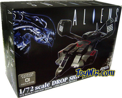 Aliens Drop Ship Diecast Vehicle #01 [Standard Edition]