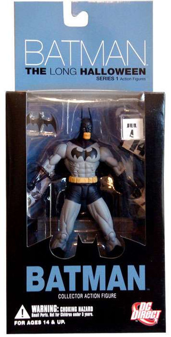 The Long Halloween Series 1 Batman Action Figure