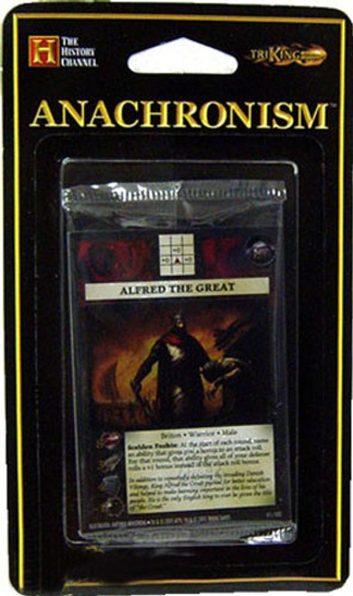 Anachronism Briton Alfred the Great Warrior Pack
