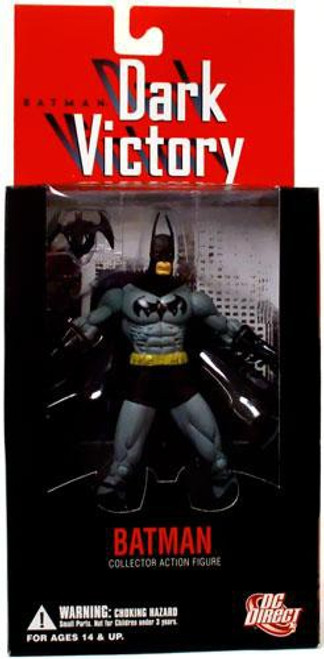 Dark Victory Batman Action Figure