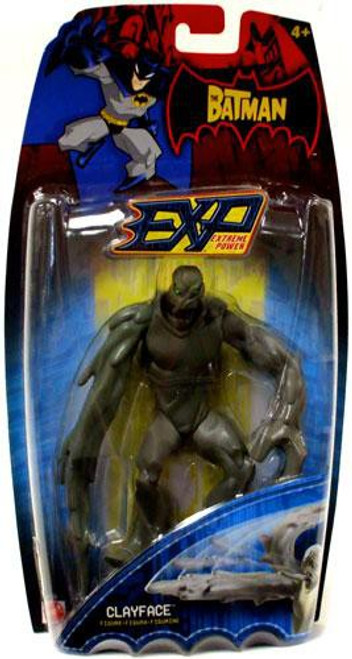 The Batman EXP Extreme Power Clayface Action Figure [Angry Face]