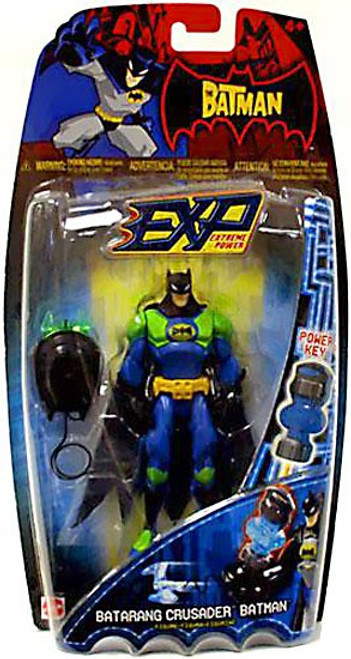 The Batman EXP Extreme Power Batman Action Figure [Batarang]