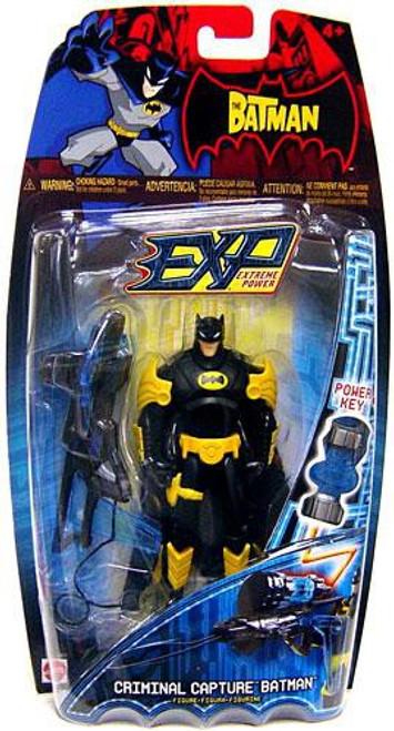 The Batman EXP Extreme Power Series 1 Batman Action Figure [Criminal Capture]