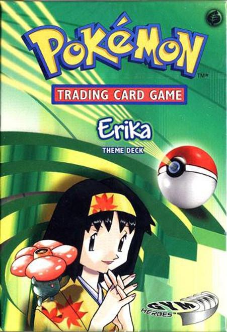 Pokemon Gym Heroes Erika Theme Deck