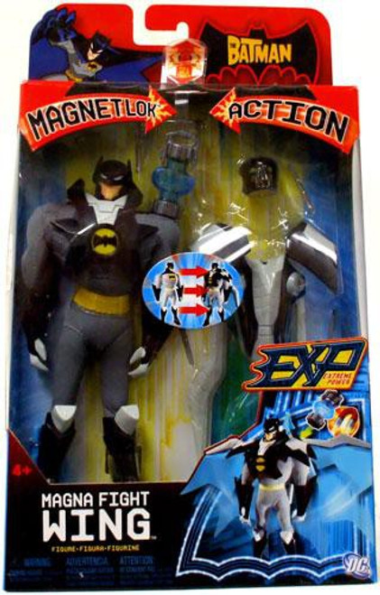 The Batman EXP Extreme Power Batman Action Figure [Magna Fight Wing]
