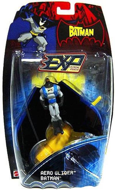 The Batman EXP Extreme Power Batman Figure [Aero Glider]