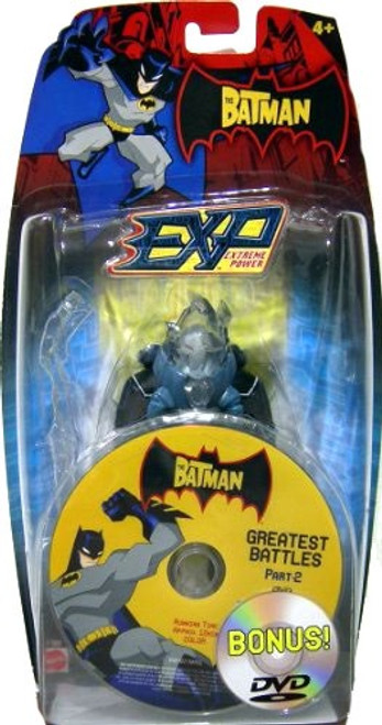 The Batman EXP Extreme Power Mr. Freeze Action Figure