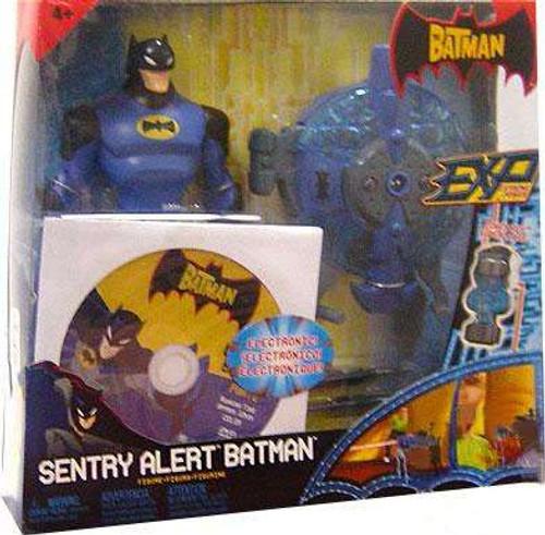 The Batman EXP Extreme Power Deluxe Batman Action Figure [Sentry Alert]