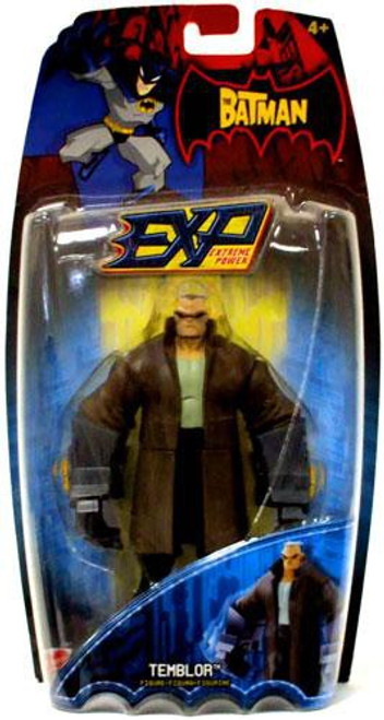 The Batman EXP Extreme Power Temblor Action Figure