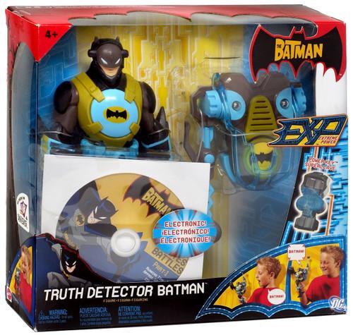 The Batman EXP Extreme Power Batman Action Figure [Truth Detector]