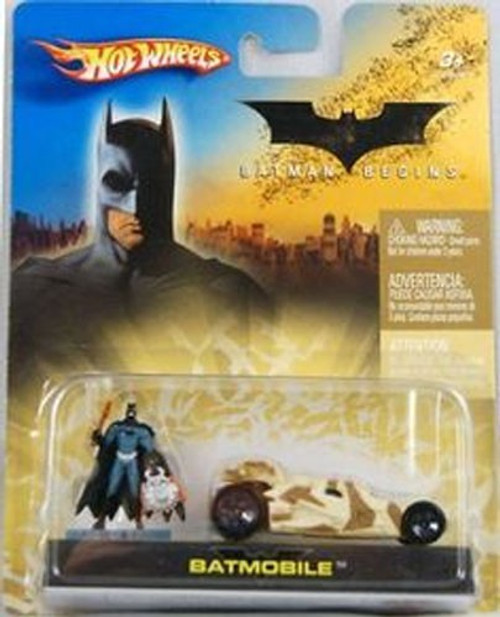 Batman Begins Batmobile Diecast Vehicle [Camouflage]