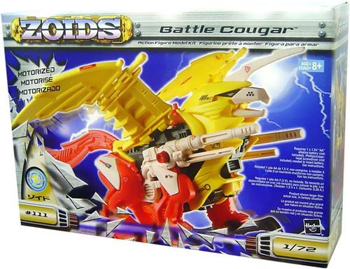 Zoids Battle Cougar Model Kit #111