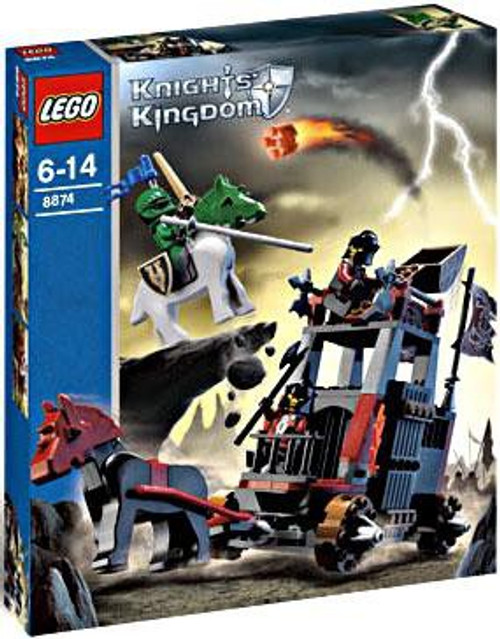 LEGO Knights Kingdom Battle Wagon Set #8874