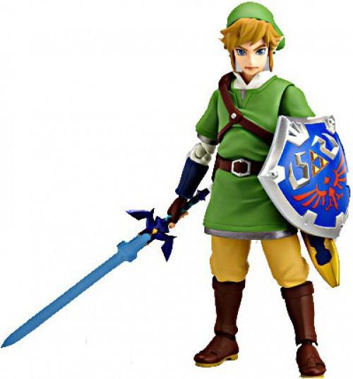 The Legend of Zelda Figma Link Action Figure [Skyward Sword]
