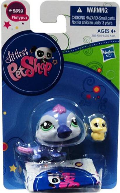 Littlest Pet Shop Platypus Figure