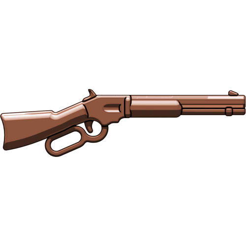 BrickArms Lever Action Rifle 2.5-Inch [Brown]