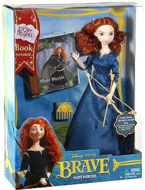 Disney / Pixar Brave Story Tellers Meet Merida Exclusive Doll