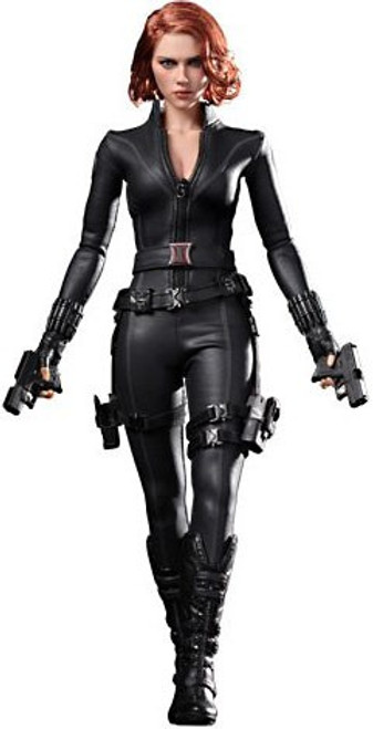 Marvel Avengers Movie Masterpiece Black Widow Collectible Figure [Avengers]