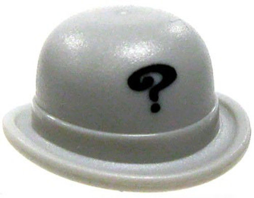 Batman Gray Bowler Hat with Question Mark [Loose]